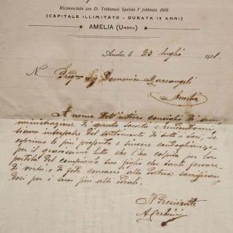 lettera