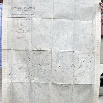 Cartina topografica intera